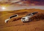 Desert Safari Tour and BBQ Dinner
