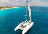 Cancun to Isla Mujeres Sailing Tour all inclusive (open bar & buffet )
