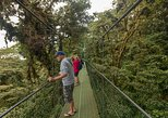 3-in-1 Arenal Combo Tour: Hanging Bridges, La Fortuna Waterfall & Volcano Hike