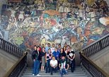 Walking Tour - Impressive murals in Historical Center of Mexico City