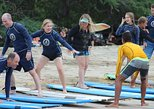 Group Surf Lessons for beginners