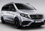 Munich Airport Transfers: Munich City to Munich Airport MUC in Luxury Van