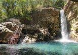 Oropendula Waterfalls and Rincon Volcano Hot Springs