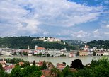Passau - Inn River Stroll with picturesque city views