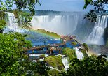 3-Days Iguazu Falls Tour of the Argentinian and Brazilian Side