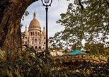 Montmartre neighborhood tour immersive audiowalk