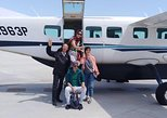 Nazca Lines flight from Pisco airport Pick up in Lima private transfer