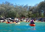 South Stradbroke & Wave Break Island kayak,snorkel &paddle board tour with lunch, Gold Coast, AUSTRALIA