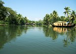 From Cochin Port: Backwaters by Houseboat & Chinese Nets