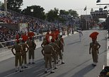 Amritsar - Be a part of the Beating retreat ceremony Wagah Border