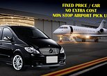 Bucharest Airport transfer - FREE WI-FI ON BOARD - The lowest price guaranteed
