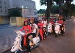 Vespa Night Street Food Tour By Lady rider