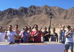 4 Gun Vegas Desert Shooting Adventure with Lunch