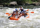 Exciting Upper Pigeon Smoky Mountain Rafting Trip