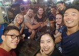 Nightly street FOOD TOUR by locals ( walking and meet new friend )