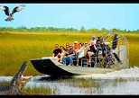 Miami Everglades Airboat Tour Adventure with Transportation