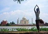 2-Hour Yoga Session Facing Taj Mahal including Hotel Transfer