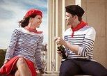 Photoshoot - Parisian Cliché (2 people) outdoor