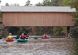 Covered Bridge Guided Kayak Tour, Southern Maine
