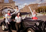 Photoshoot - Parisian Cliché (group) outdoor