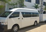 Airport Transfer to or fm Palm Cove accommodation for up to 13 people (7am-10pm)