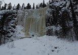 Korouoma Canyon and Frozen Waterfall Tour
