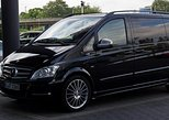 Arrival Private Transfer from Stockholm Port to Stockholm City by Luxury Van