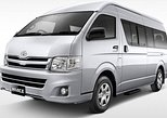Private Round Trip Transfer Norman Manley Airport KIN to Kingston by Minivan