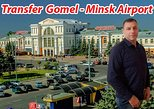 Transfer from Gomel to Minsk Airport (MSQ) or Minsk city (any address)
