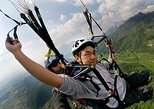 Paragliding from Bled