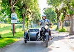Private tour in Normandy half-day in a sidecar with tastings of Normand cider