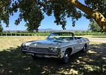 CHEVY CONVERTIBLE Package for 2 people Wine Lunch Cheese & Chocolate from Melb.