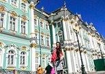 3 Days in St Petersburg