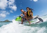 Jet Ski Rental at Maunalua Bay with Transport from Waikiki