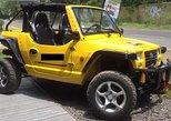Moorea Mini Jeep Roadster Rental