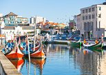 Aveiro Half-Day Private Tour with Moliceiro River Cruise from Porto