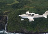 Introductory Flight Lesson to the Sea Cliffs of Molokai