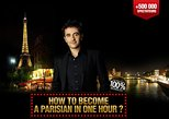 How to Become a Parisian in 1 Hour? The Hit Comedy Show 100% in English in Paris