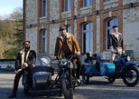 Half Day tour in Vintage Sidecar Motorcycle : Best Visit of Flower Coast (3h)