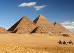 Cairo Over day Trip (Pyramids & Egyptian Museum) - Hurghada