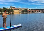 things to do alone in prague | try paddle boarding