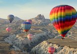 3 Days Cappadocia Experience Including Round Trip Flight Tickets from Istanbul