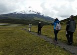 2 Day Cotopaxi Volcano & Quilotoa Lagoon Overnight Excursion from Quito