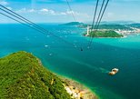 Panorama view of the An Thoi archipelago by Cable car and Speedboat