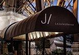 Eiffel Tower Dinner Restaurant Jules Verne-River Cruise-Arc de Triomphe