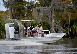 Airboat and City Tour of New Orleans