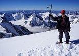 Mongolia trek & climb to Mount Khuiten
