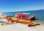 Boat tour, kayaks & snorkel (free children's)