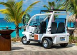 Electric Golf Cart Rental & Day Pass to Delfins Resort (cruise ship friendly)