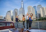 1.5-hour New York City Sightseeing Cruise on Yacht Full Moon from North Cove